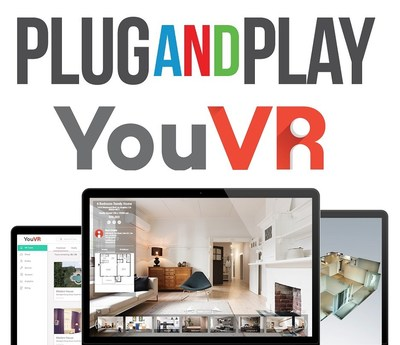 YouVR is selected to partake in the Plug and Play Innovation Platform alongside rising global leaders of the Real Estate & Construction industry.