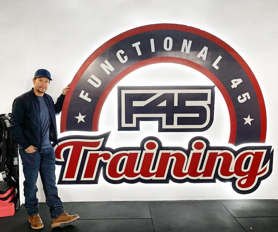 (PRNewsfoto/F45 Training)