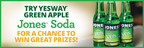 New Yesway Green Apple Jones® Soda Is Here!