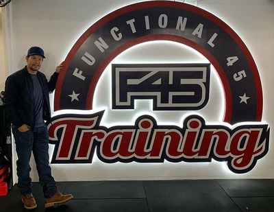 F45 Training Secures a Growth Equity Investment From the Mark Wahlberg Investment Group