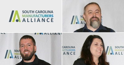 Two Timken Plants Earn Safety Awards from South Carolina Manufacturers Alliance
