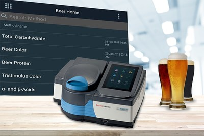 Thermo Scientific BeerCraft Software