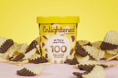 (PRNewsfoto/Enlightened Ice Cream)