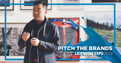 Pitch the Brands gives inventors the opportunity to present their product to consumer product experts during Licensing Week 2019.
