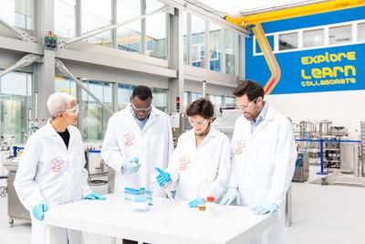 O mais novo centro de colaboração com o cliente da Merck em Molsheim, França, deve acelerar o crescimento da indústria biofarmacêutica local