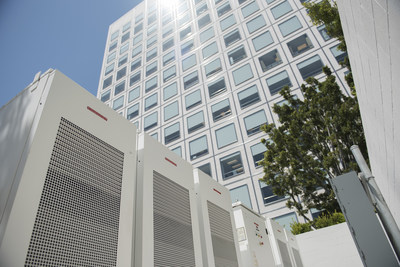 AMS Energy Storage System at the Irvine Company Office Properties