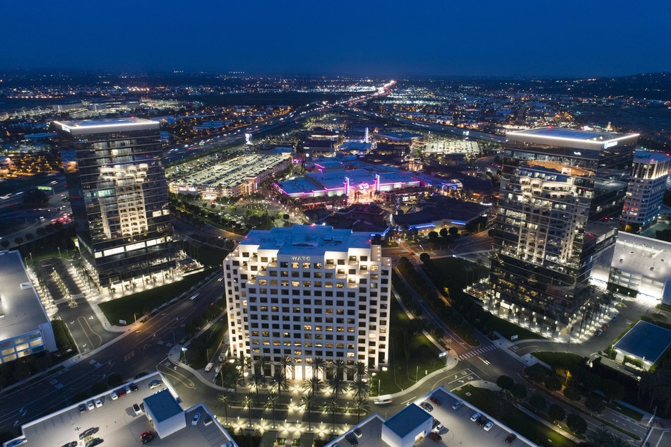 Irvine Company Commercial Building Network