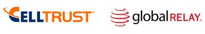 CellTrust and Global Relay logos