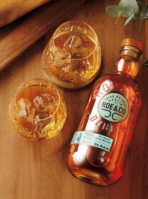 Roe & Co Irish Whiskey debuts in select markets this Spring.