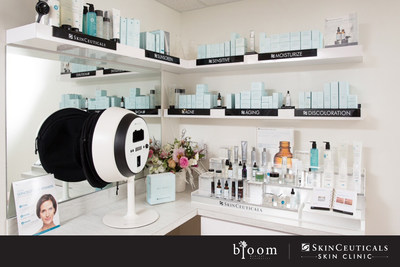 Skinceuticals Announces Skin Clinic At Bloom Medical Aesthetics Biospace
