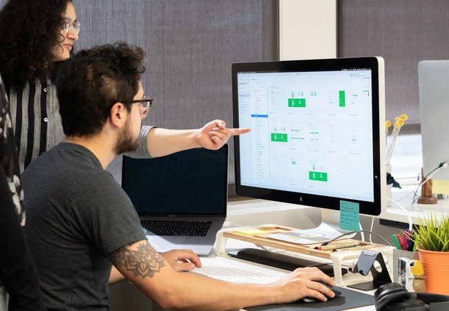 Since launching in July 2017, more than 5,000 design teams have adopted Abstract, including teams from Shopify, Cisco, Intuit, Spotify, OpenTable, Salesforce, and Instacart (pictured above).