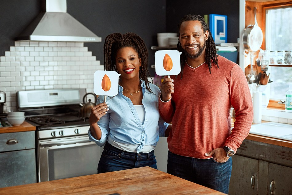 Ashley and Andy Williams have partnered with California Almonds to share their secrets to owning it — whether it's closing a real estate deal, handling the morning school drop-off or a daunting to-do list.