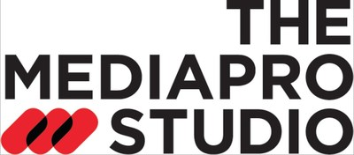 THE MEDIAPRO STUDIO Logo