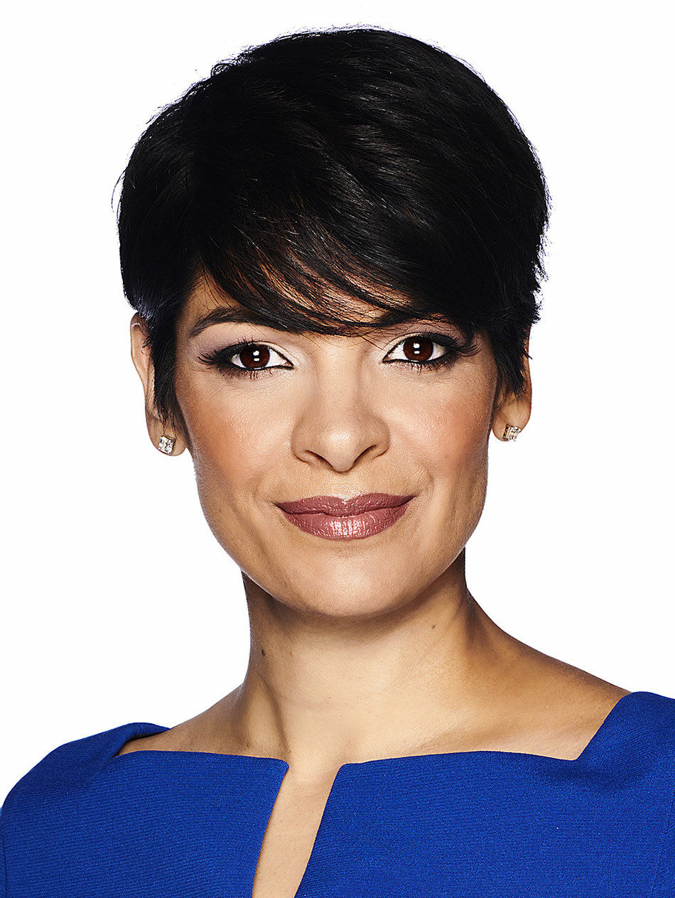Anne-Marie Mediwake, co-host of CTV's Your Morning, will host the CJF Awards on June 13 in Toronto. (CNW Group/Canadian Journalism Foundation)