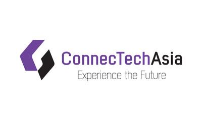 ConnecTechAsia logo (PRNewsfoto/UBM Singapore)