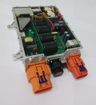 VisIC公司体积最小的6.7千瓦车载充电器参考设计投入市场