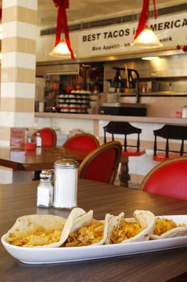 San Antonio lanza la primera ruta gastronómica de tacos del país (PRNewsfoto/Visit San Antonio)