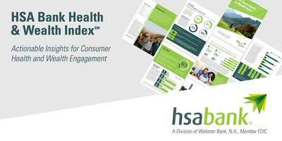 HSA Bank Health & Wealth Index(SM) reveals 3 key findings