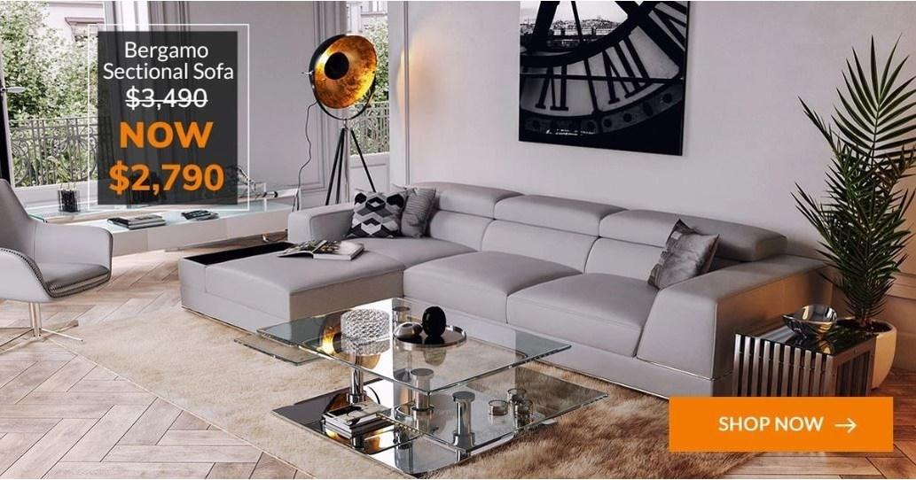 Furniture Mega Clearance Sale At Modani