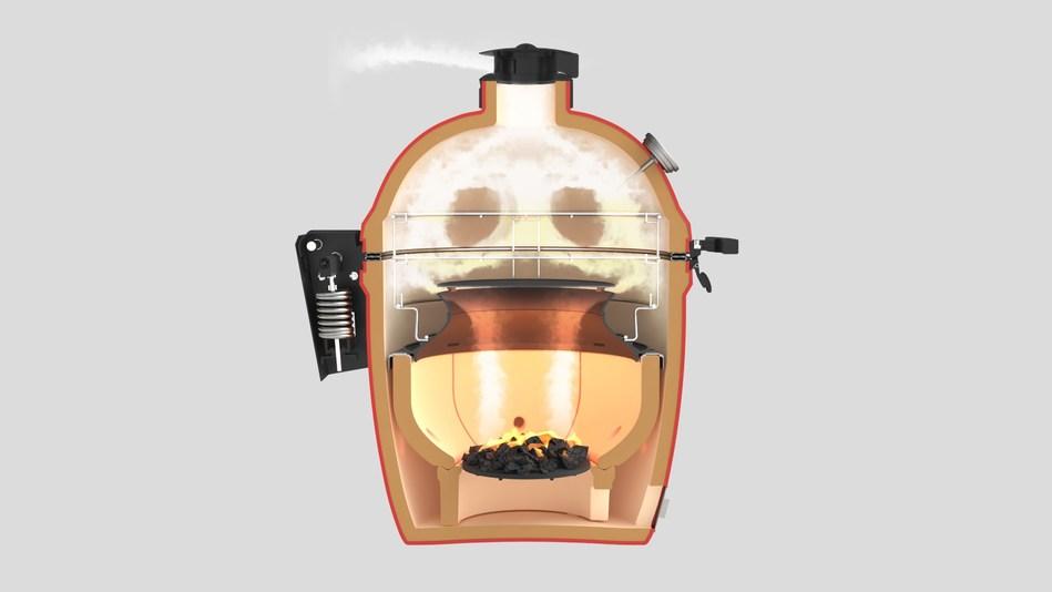 The SlōRoller Hyperbolic Smoke Chamber