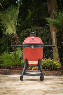 "Kamado Joe推出新款烧烤炉,发布创新型新""烟箱"""