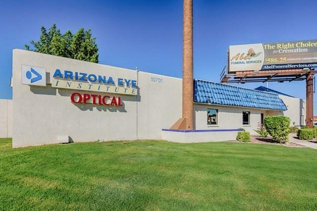 Arizona Eye Institute & Cosmetic Laser Center's Sun City office
