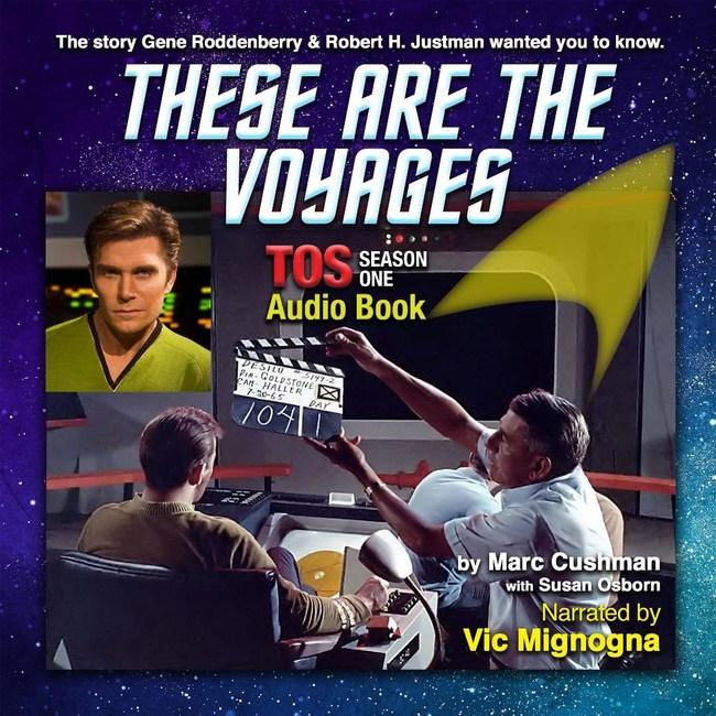 New audio book documenting the making of the original Star Trek TV series