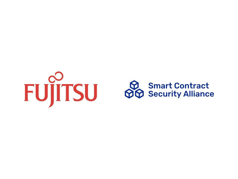 Fujitsu Joins the Smart Contract Security Alliance with Quantstamp