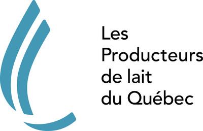 Logo : Producteurs de lait du Québec (Groupe CNW/Les Producteurs de lait du Québec)