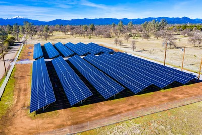 CalCom Energy designed and constructed a 693-kilowatt solar project for Bella Vista Water District in Redding, CA. The solar array reduces electricity costs and carbon emissions by using clean energy to pump water throughout the district.