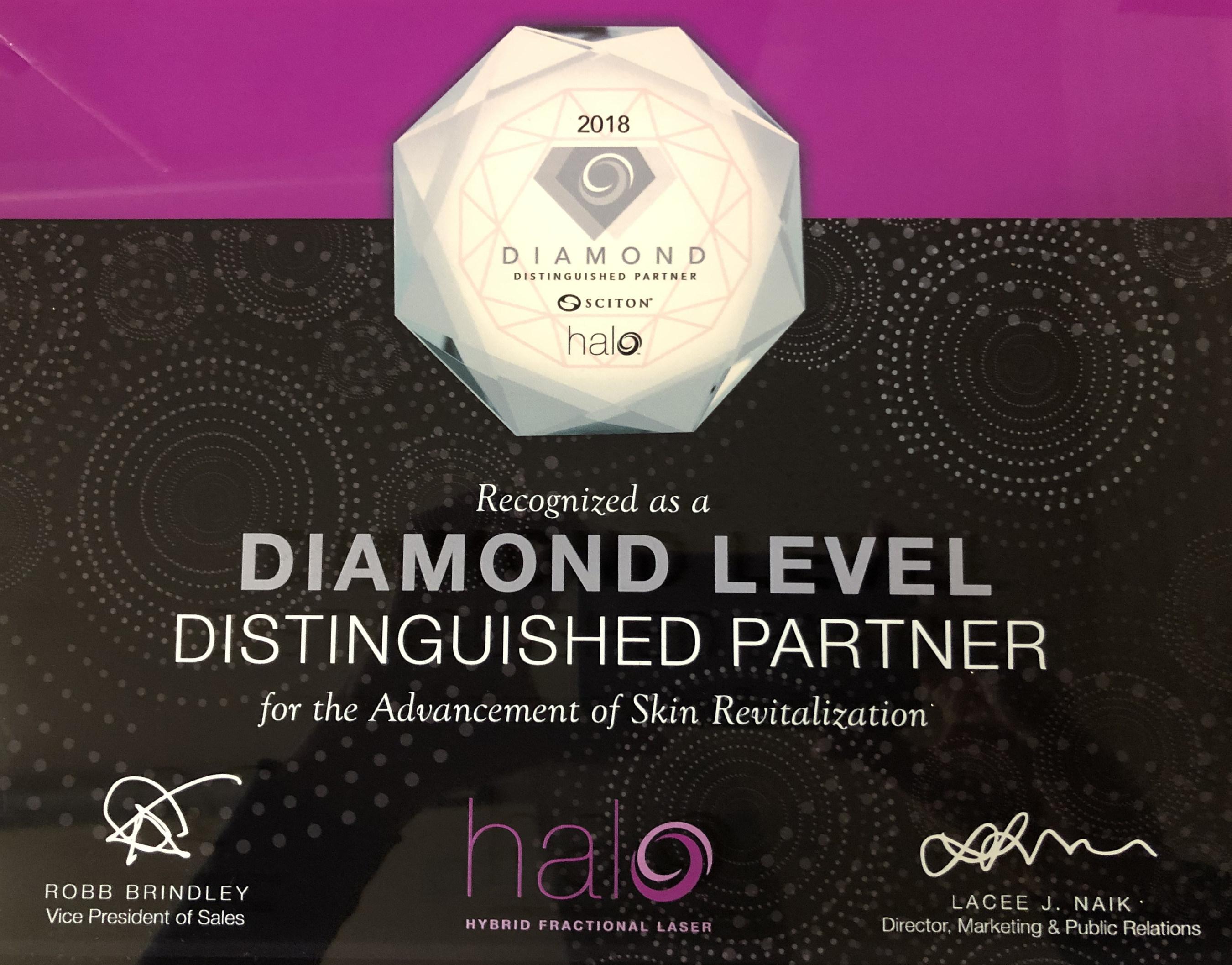 Sciton®, Inc. Unveils The HALO™ Distinguished Partner Program