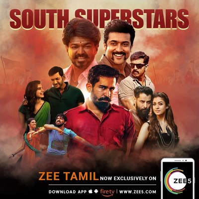 ZEE Tamil Now Exclusively on ZEE5