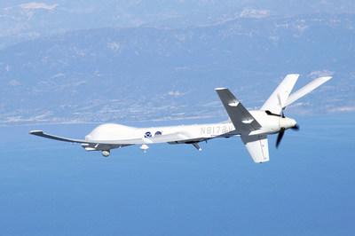 Sample UAV courtesy of Wikimedia Commons