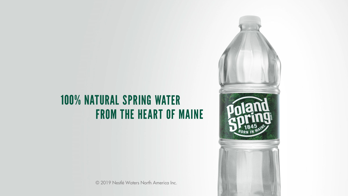 New Poland Spring® Brand Campaign Celebrates What Makes Spring Water