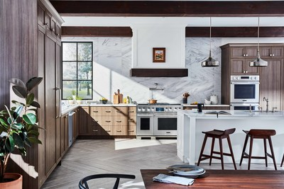 """Signature Kitchen Suite has launched the """"True Design Challenge,"""" a groundbreaking design competition that offers 15 professional designers, architects, builders, remodelers and dealers a unique opportunity to spotlight their best kitchen designs outfitted with Signature Kitchen Suite appliances."""