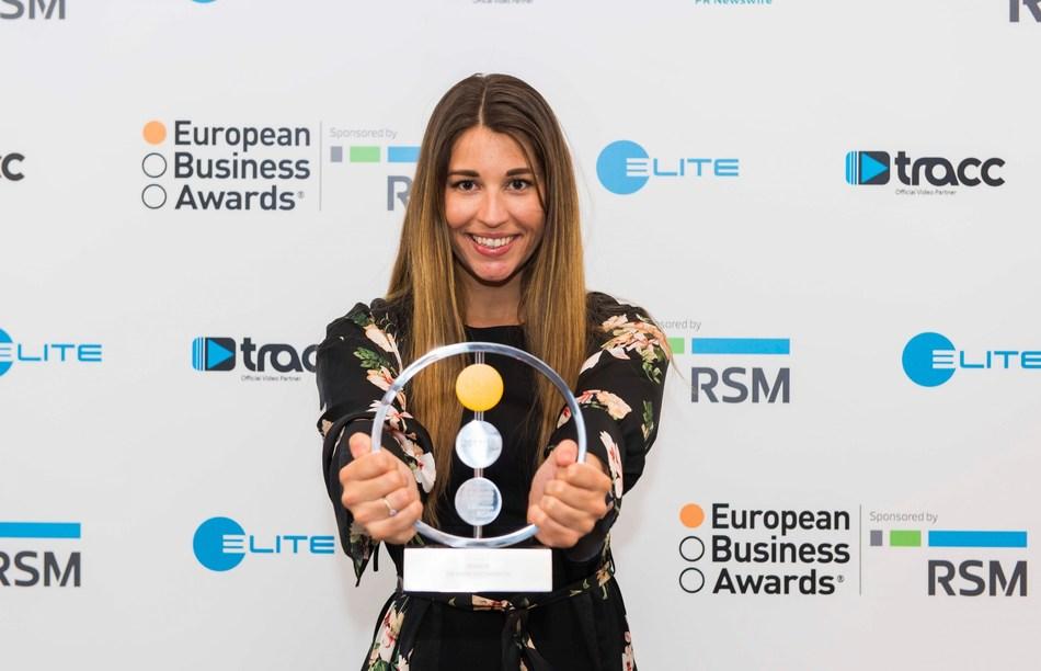 2018 European Business Award Winner: Aker Biomarine