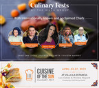 The Villa Group's Culinary Festivals are a Resounding Success in 2019