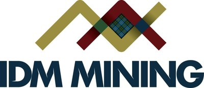 IDM Ascot Approved (CNW Group/IDM Mining Ltd.)