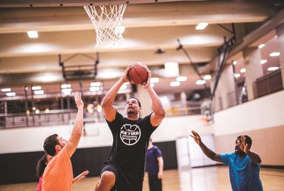 "With its ""never retire"" mission, Ultimate Hoops is committed to delivering a better basketball experience to players of all ages with offerings designed to inspire them to continue playing their entire lives and turn average joes into pros."