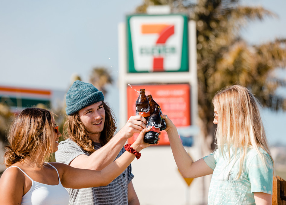 Revive Kombucha Now Available Nationwide in 7-Eleven Stores