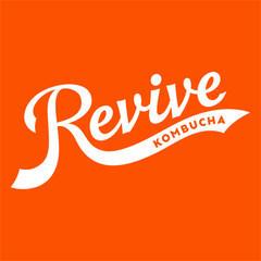 Revive Kombucha Logo
