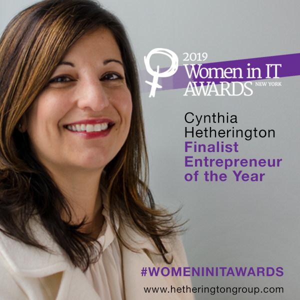 2019 Women in IT Awards