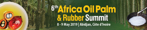 6th Africa Oil Palm & Rubber Summit (PRNewsfoto/Centre for Management Technolog)