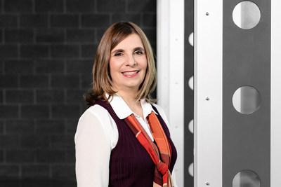 Évelyne Deprêtre, professeure au Département Sciences humaines, Lettres et Communications à l'Université TÉLUQ. (Groupe CNW/Université TÉLUQ)