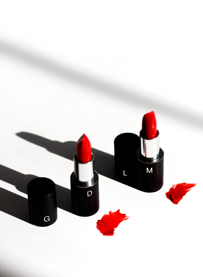 La Bouche Rouge Created Custom Lipstick for Le Méridien Hotels and Atelier Doré, both available as part of the brand's (avec amour) global programme