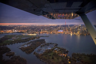 Billy Bishop Toronto City Airport has once again made PrivateFly's top ten list for Most Scenic Airport Approaches in the world. (CNW Group/PortsToronto)