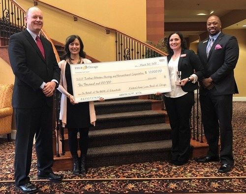 Federal Home Loan Bank of Chicago Announces Community First® Award Winner in O'Fallon, Illinois