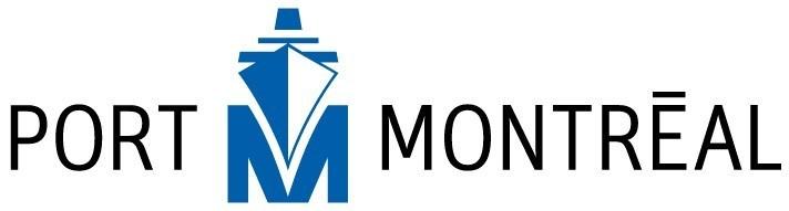 Logo: Port de Montréal (CNW Group/Montreal Port Authority)