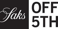 Saks OFF 5TH (PRNewsfoto/Saks Fifth Avenue)