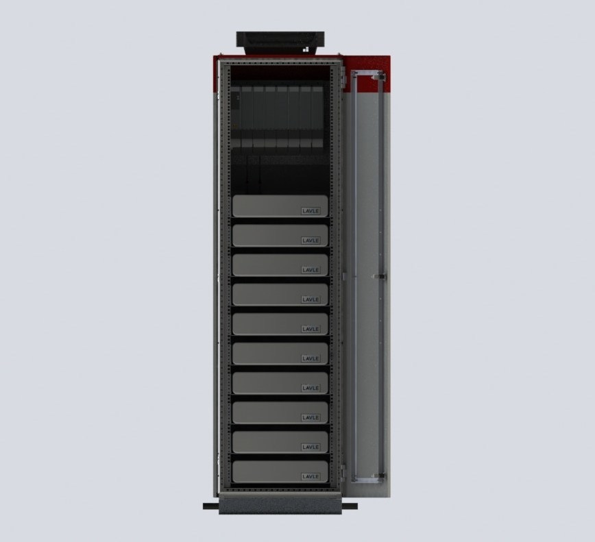 LAVLE Solid Electrolyte Battery (SEB) Energy Storage System (ESS)